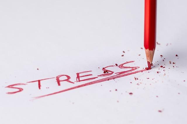 ストレス発散